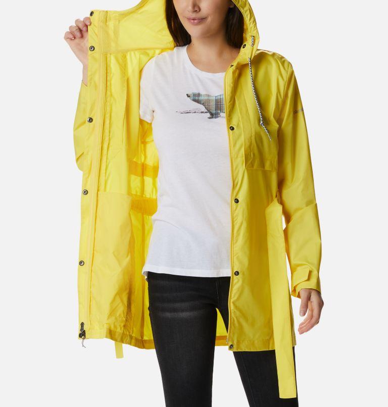Pardon My Trench™ Rain Jacket | 729 | XL Women's Pardon My Trench™ Rain Jacket, Buttercup, a3