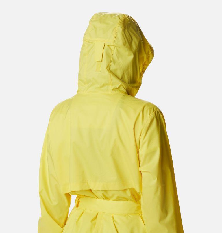 Pardon My Trench™ Rain Jacket | 729 | XL Women's Pardon My Trench™ Rain Jacket, Buttercup, a4