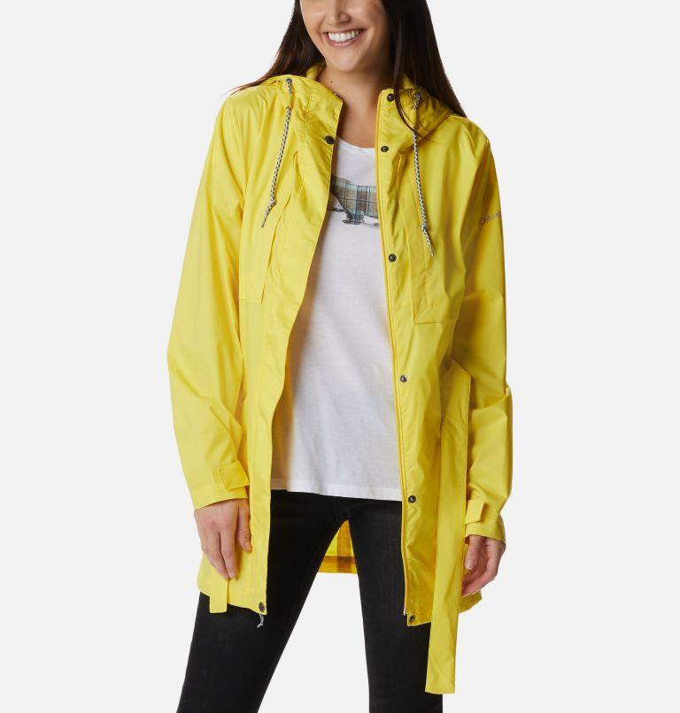 Pardon My Trench™ Rain Jacket | 729 | XL Women's Pardon My Trench™ Rain Jacket, Buttercup, a5