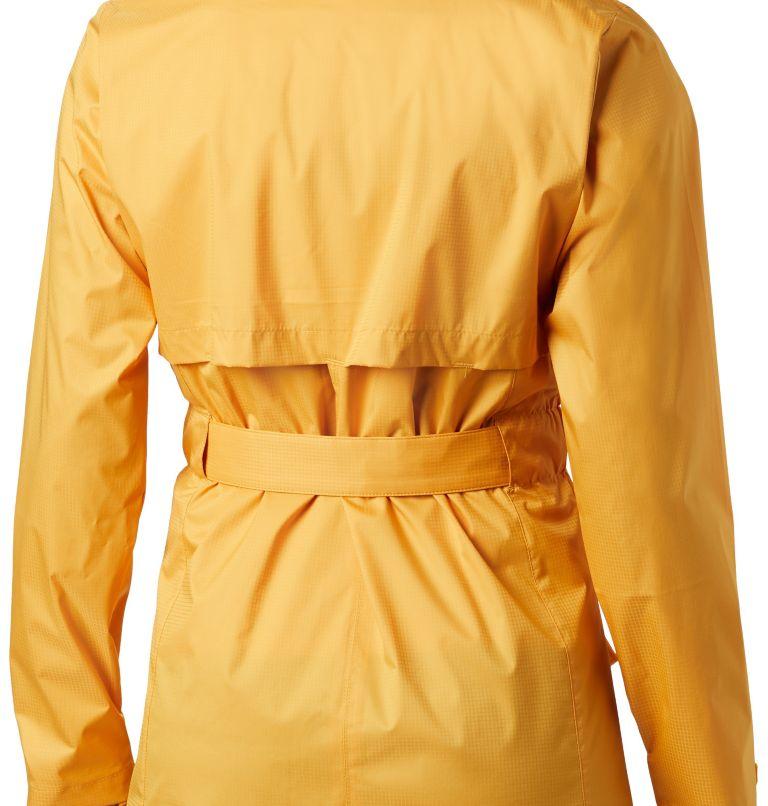 Pardon My Trench™ Rain Jacket | 756 | S Women's Pardon My Trench™ Rain Jacket, Raw Honey, a1