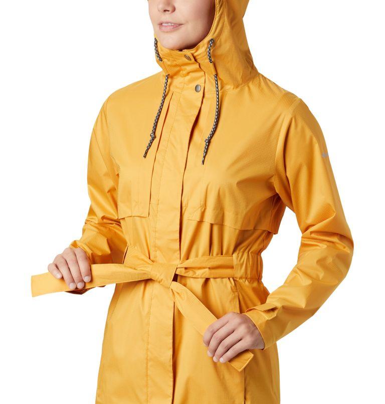 Pardon My Trench™ Rain Jacket | 756 | S Women's Pardon My Trench™ Rain Jacket, Raw Honey, a2