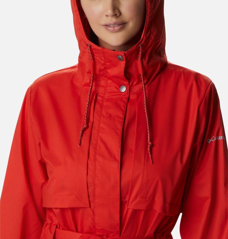 Pardon My Trench™ Rain Jacket | 843 | XL Women's Pardon My Trench™ Rain Jacket, Bold Orange, a2