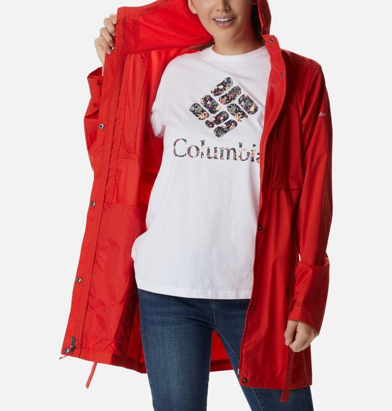 Pardon My Trench™ Rain Jacket | 843 | XL Women's Pardon My Trench™ Rain Jacket, Bold Orange, a3