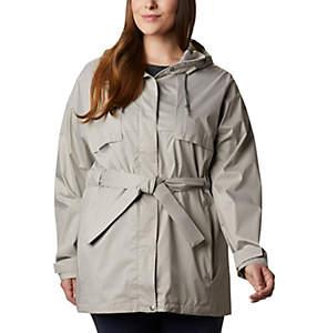 Veste de pluie Pardon My Trench™ pour femme — Grandes tailles
