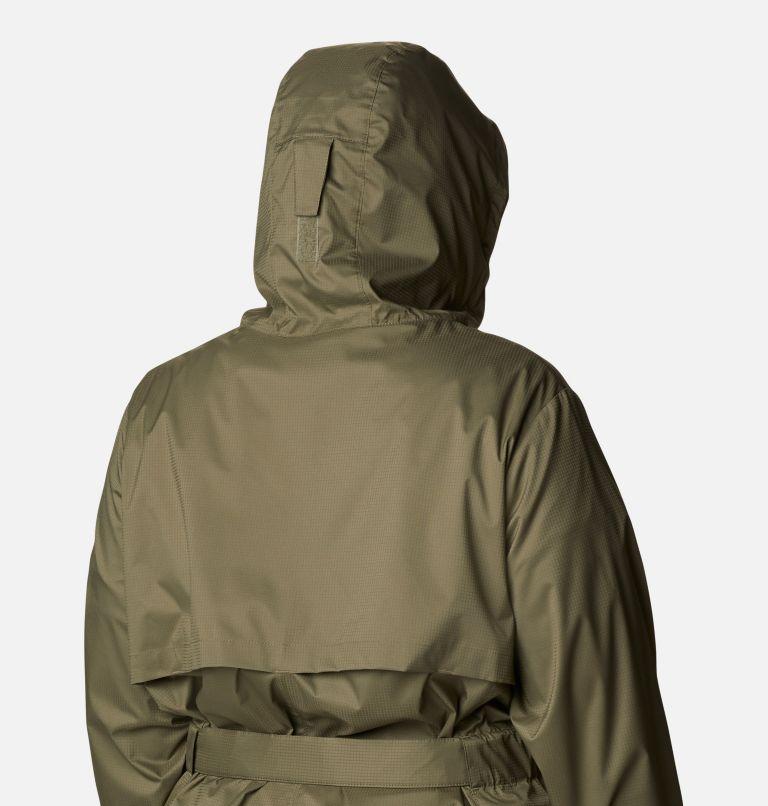 Women's Pardon My Trench™ Rain Jacket – Plus Size Women's Pardon My Trench™ Rain Jacket – Plus Size, a4