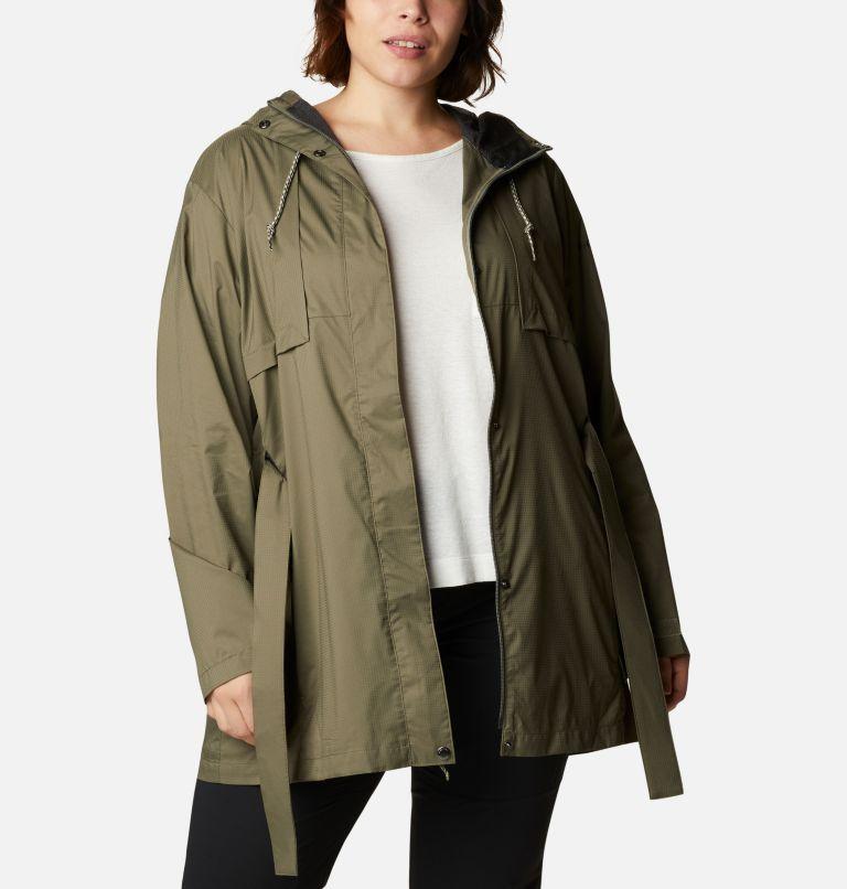 Women's Pardon My Trench™ Rain Jacket – Plus Size Women's Pardon My Trench™ Rain Jacket – Plus Size, a5
