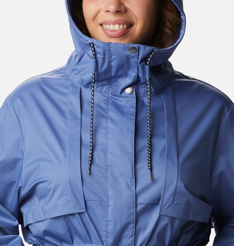 Women's Pardon My Trench™ Rain Jacket – Plus Size Women's Pardon My Trench™ Rain Jacket – Plus Size, a2