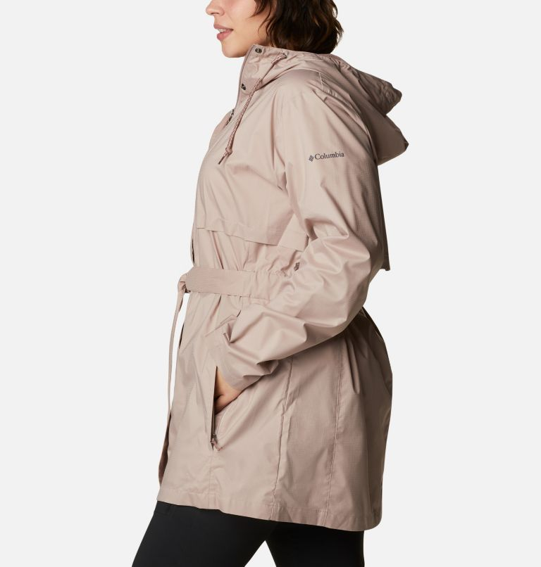 Women's Pardon My Trench™ Rain Jacket – Plus Size Women's Pardon My Trench™ Rain Jacket – Plus Size, a1