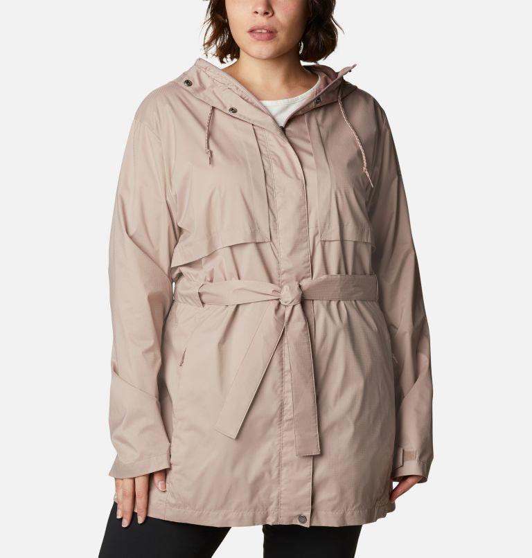 Veste de pluie Pardon My Trench™ pour femme — Grandes tailles Veste de pluie Pardon My Trench™ pour femme — Grandes tailles, front