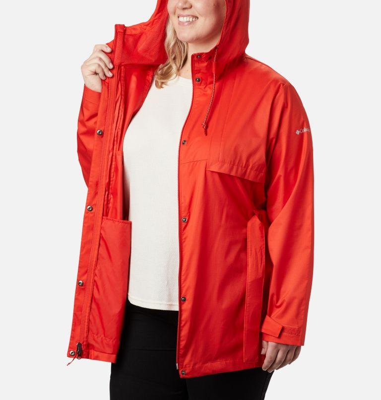 Women's Pardon My Trench™ Rain Jacket – Plus Size Women's Pardon My Trench™ Rain Jacket – Plus Size, a3