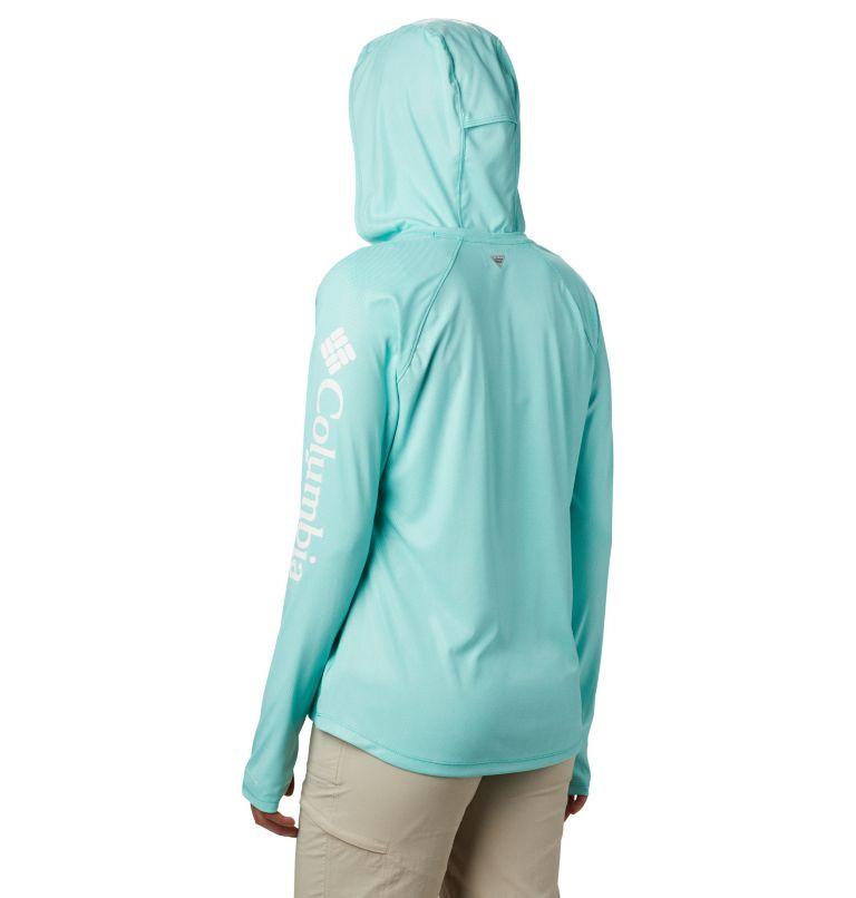 Tidal Deflector™ Hoodie | 356 | S Women's PFG Tidal Deflector™ Hoodie, Dolphin, back