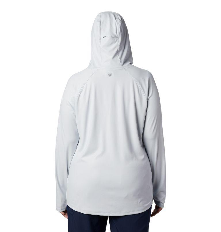 Women's PFG Tidal Deflector™ Hoodie - Plus Size Women's PFG Tidal Deflector™ Hoodie - Plus Size, back