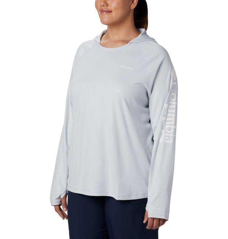 Women's PFG Tidal Deflector™ Hoodie - Plus Size Women's PFG Tidal Deflector™ Hoodie - Plus Size, front