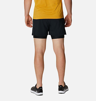 Men's Titan Ultra™ II Running Shorts Titan Ultra™ II Short | 010 | L, Black, back