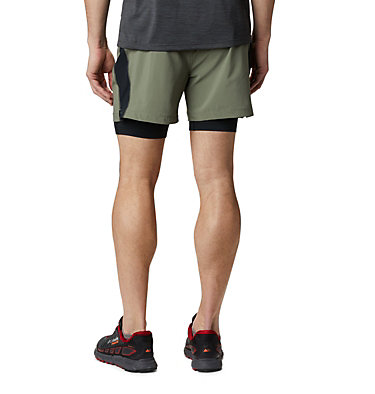 Men's Titan Ultra™ II Running Shorts Titan Ultra™ II Short | 010 | L, Cypress, back