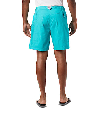 Men's PFG Half Moon™ III Shorts Half Moon™ III Short   454   M, Bright Aqua, back