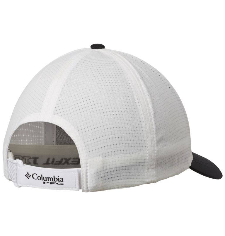 PFG Signature 110™ II Ball Cap | 010 | O/S PFG Signature 110™ II Ball Cap, Black, Cool Grey, back