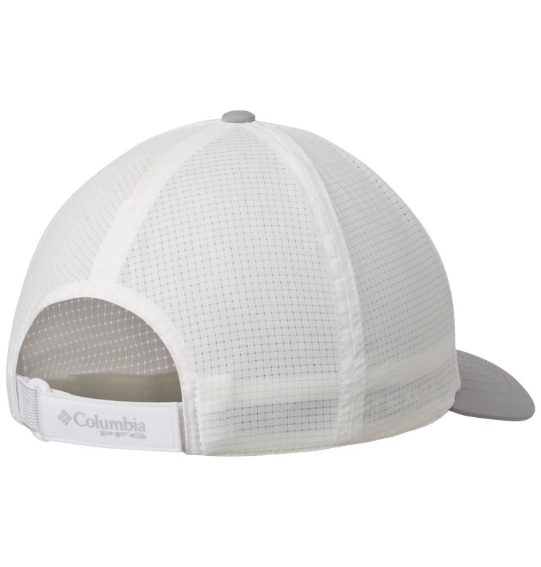 PFG Signature 110™ II Ball Cap | 019 | O/S PFG Signature 110™ II Ball Cap, Cool Grey, Collegiate Navy, back
