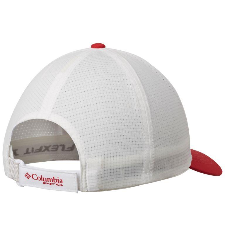PFG Signature 110™ II Ball Cap   613   O/S Casquette de baseball PFG Signature 110™ II, Mountain Red, Carbon, back