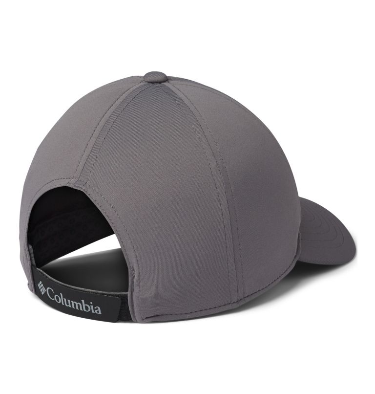 Coolhead™ II Ball Cap | 023 | O/S Unisex Coolhead™ II Ball Cap, City Grey, back