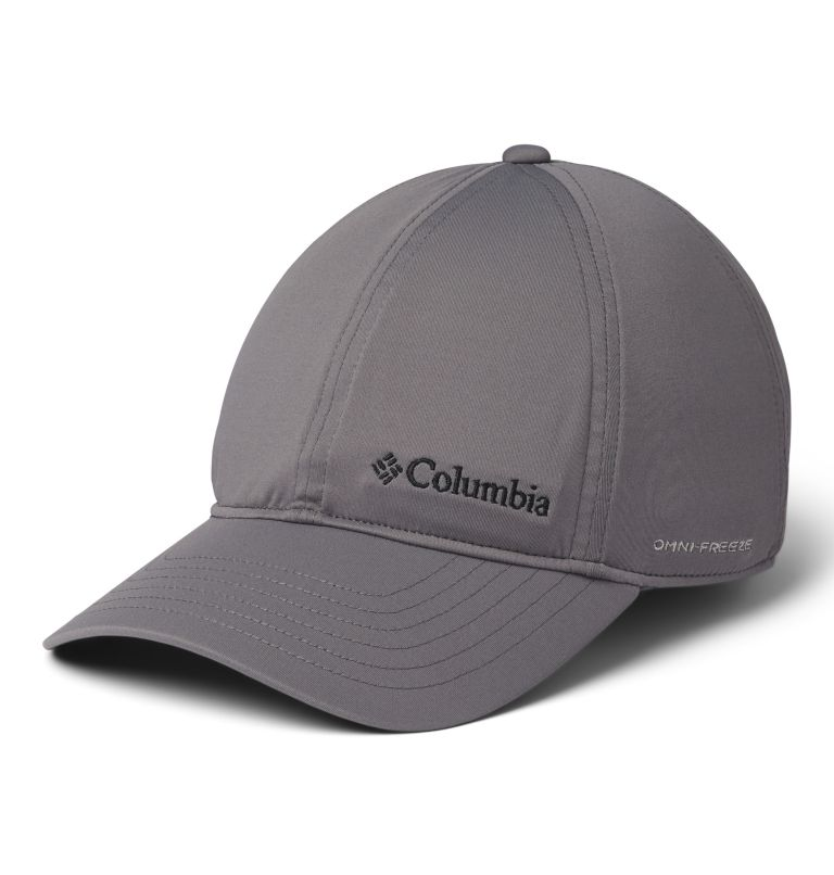 Coolhead™ II Ball Cap | 023 | O/S Unisex Coolhead™ II Ball Cap, City Grey, front