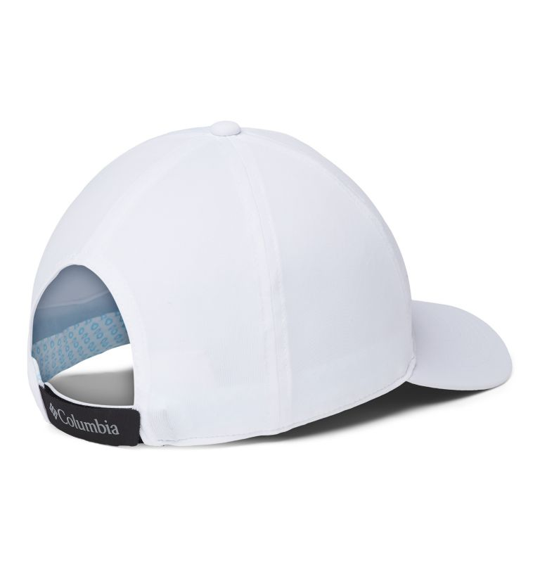 Coolhead™ II Ball Cap | 100 | O/S Unisex Coolhead™ II Ball Cap, White, back