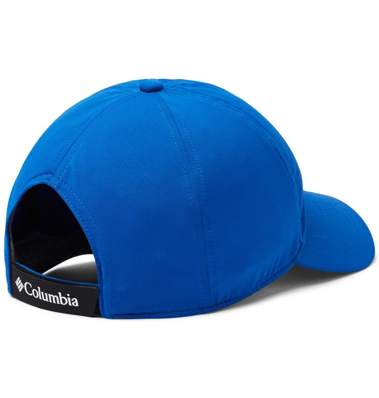 Coolhead™ II Ball Cap | 438 | O/S Unisex Coolhead™ II Ball Cap, Azul, White, back
