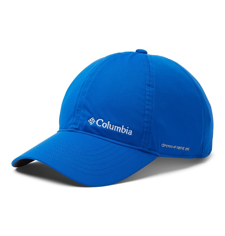 Coolhead™ II Ball Cap | 438 | O/S Unisex Coolhead™ II Ball Cap, Azul, White, front