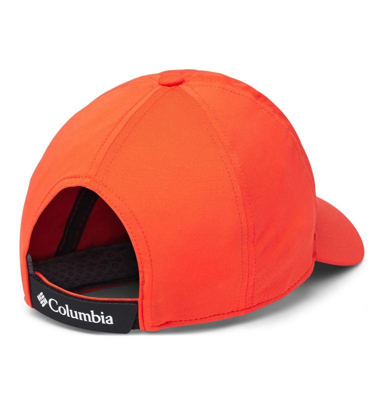 Coolhead™ II Ball Cap | 847 | O/S Unisex Coolhead™ II Ball Cap, Bright Poppy, back