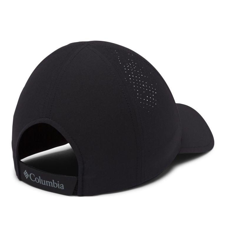 Silver Ridge™ III Ball Cap | 010 | O/S Unisex Silver Ridge™ III Ball Cap, Black, back