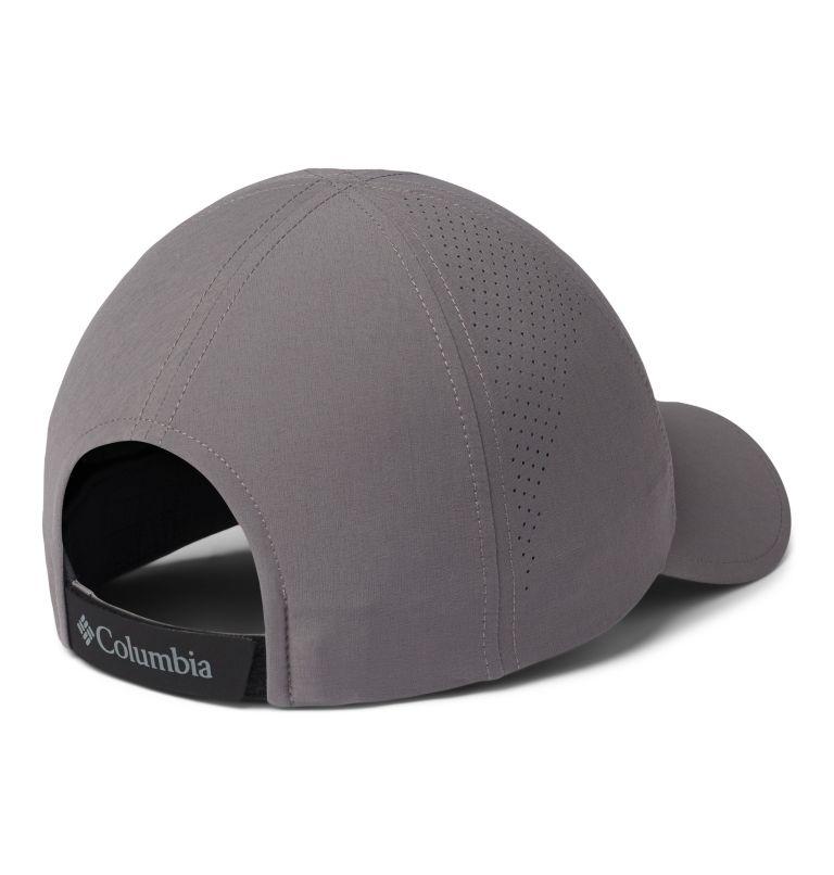 Silver Ridge™ III Ball Cap | 023 | O/S Unisex Silver Ridge™ III Ball Cap, City Grey, back