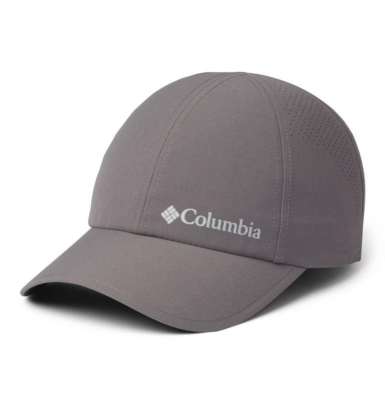 Silver Ridge™ III Ball Cap | 023 | O/S Unisex Silver Ridge™ III Ball Cap, City Grey, front