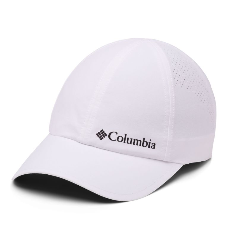 Silver Ridge™ III Ball Cap   100   O/S Unisex Silver Ridge™ III Ball Cap, White, front