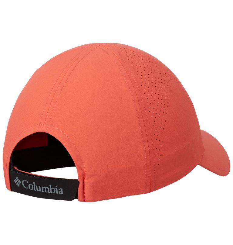 Silver Ridge™ III Ball Cap | 633 | O/S Unisex Silver Ridge™ III Ball Cap, Red Coral, back