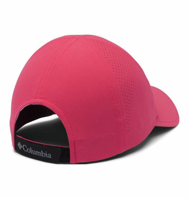 Silver Ridge™ III Ball Cap | 634 | O/S Unisex Silver Ridge™ III Ball Cap, Rouge Pink, back