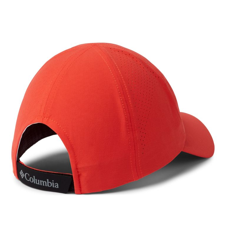 Silver Ridge™ III Ball Cap | 845 | O/S Unisex Silver Ridge™ III Ball Cap, Wildfire, back