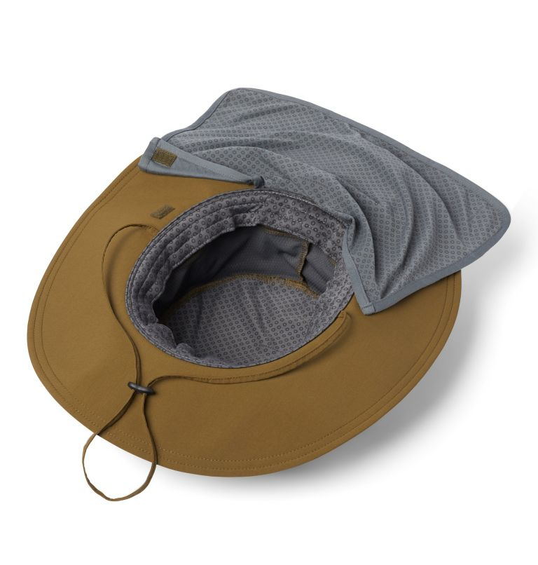 Coolhead™ II Zero Booney | 327 | O/S Chapeau de brousse Coolhead™ II Zero, New Olive, City Grey, a2