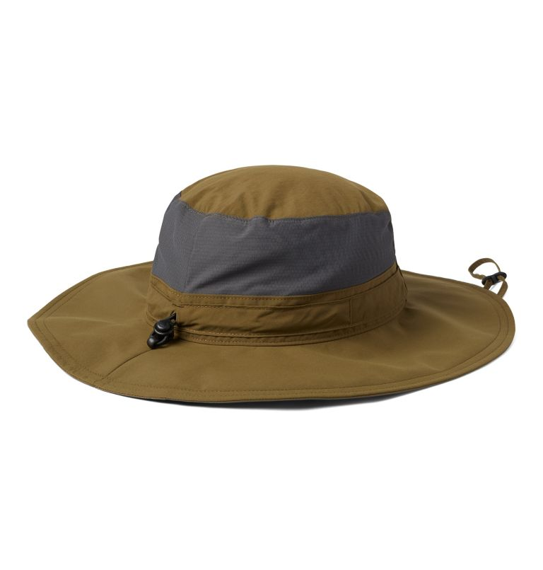 Coolhead™ II Zero Booney | 327 | O/S Chapeau de brousse Coolhead™ II Zero, New Olive, City Grey, back