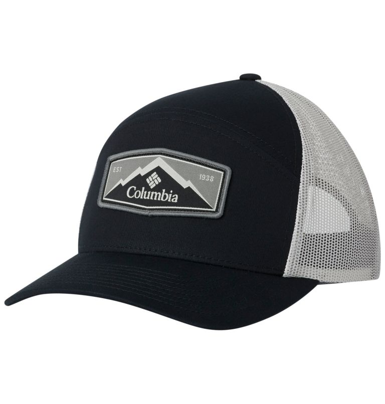 Trail Evolution™ II Snap Back    010   O/S Casquette Snapback Trail Evolution™ II Unisexe, Black, Cool Grey Patch, front