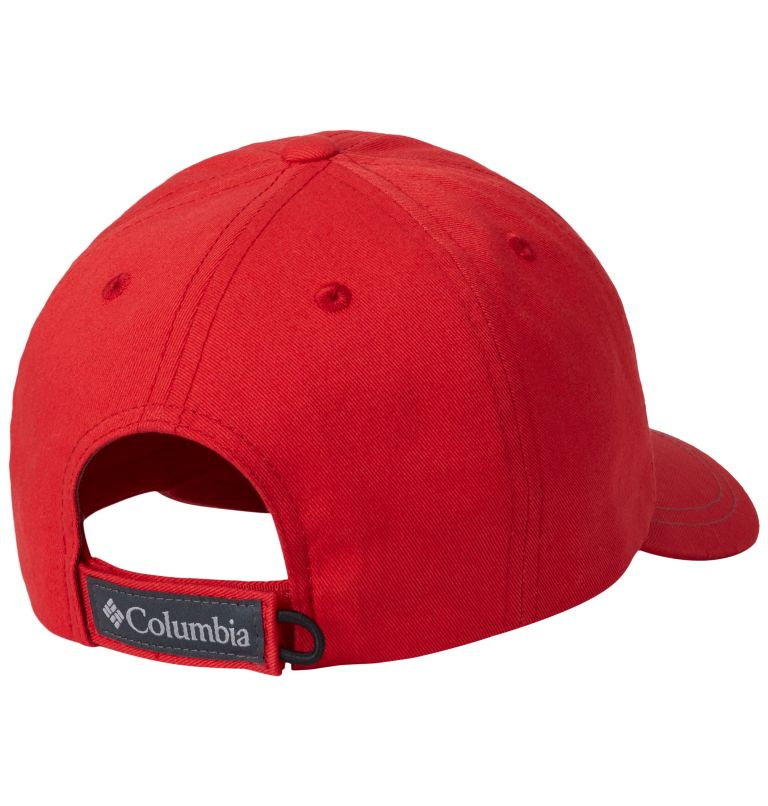 CSC™ Youth Ball Cap | 691 | O/S Youth CSC™ Youth Ball Cap, Bright Red, Shark, back