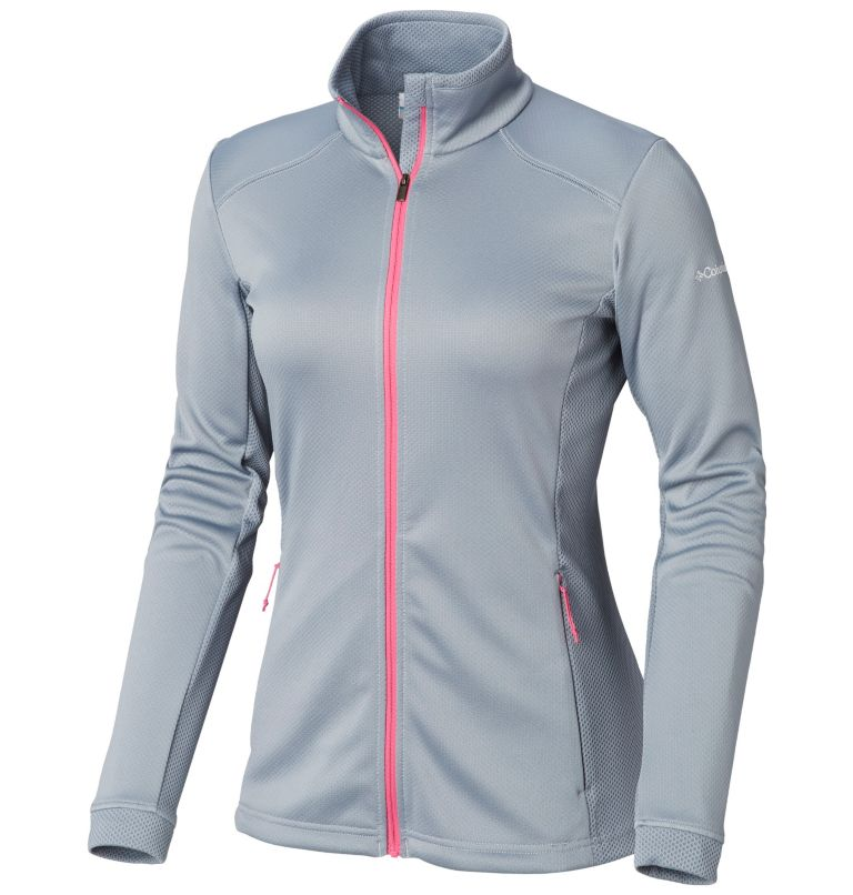 Women's Abbey Lake™ Full Zip Fleece Women's Abbey Lake™ Full Zip Fleece, front