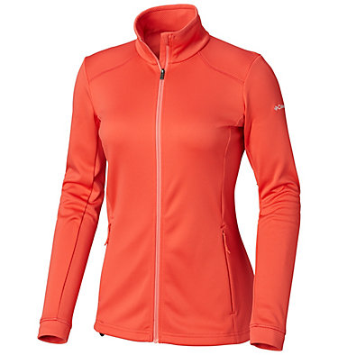 Fleece con cerniera Abbey Lake™ da donna , front