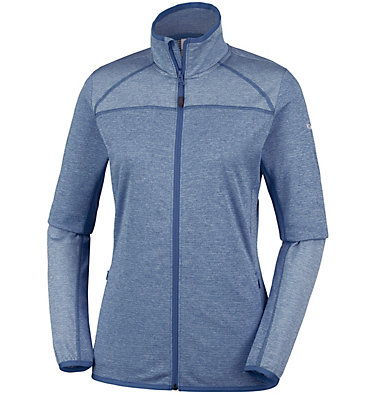 Women's Baker Valley™ Fleece Jacket Baker Valley™ Full Zip Fleece | 633 | M, Nocturnal, front