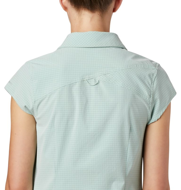 Saturday Trail™ II kurzärmlige bedruckte Bluse aus Stretchmaterial Saturday Trail™ II kurzärmlige bedruckte Bluse aus Stretchmaterial, a2