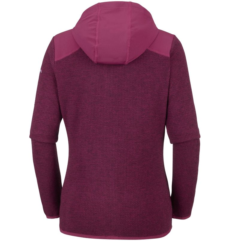 Women's Coggin Peak™ Full Zip Hooded Fleece Women's Coggin Peak™ Full Zip Hooded Fleece, back