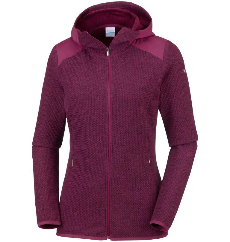 Polar con capucha y cremallera completa Coggin Peak™ para mujer Polar con capucha y cremallera completa Coggin Peak™ para mujer, front