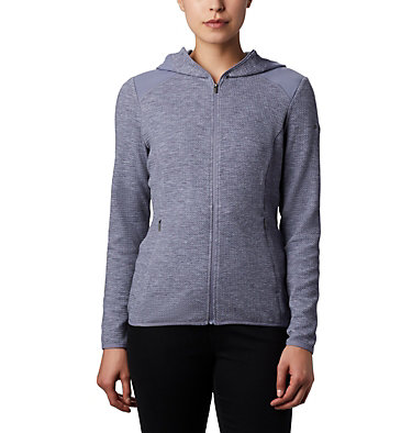 Women's Coggin Peak™ Hooded Fleece Jacket Coggin Peak™ FZ Hooded Fleece | 467 | L, New Moon, front