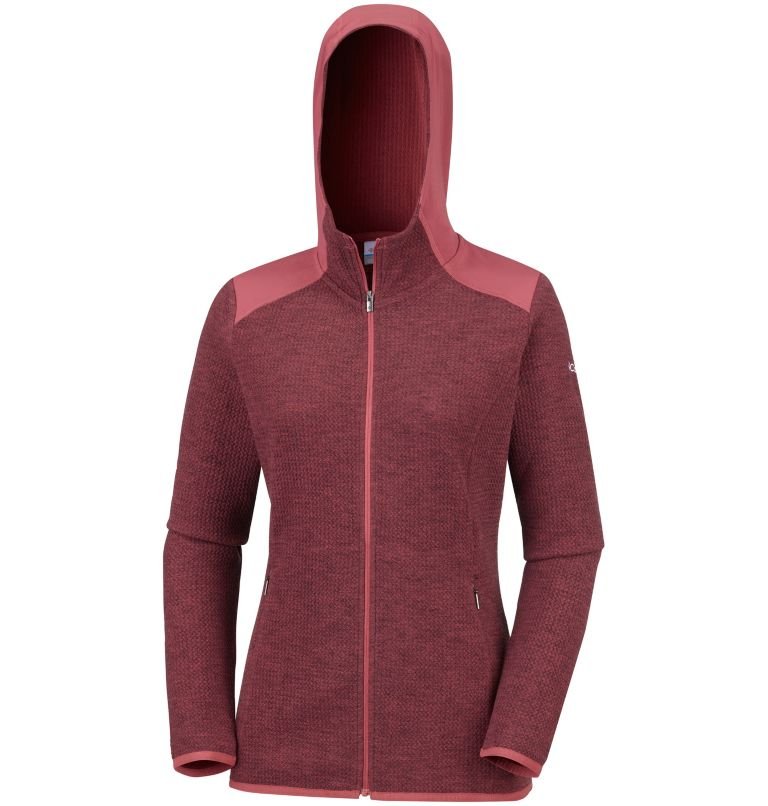 Women's Coggin Peak™ Full Zip Hooded Fleece Women's Coggin Peak™ Full Zip Hooded Fleece, a1