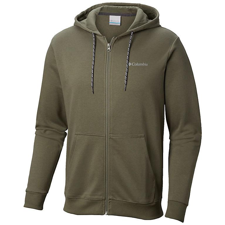 Northwestern Hawaiian Islands Mens Full-Zip Up Hoodie Jacket Pullover Sweatshirt