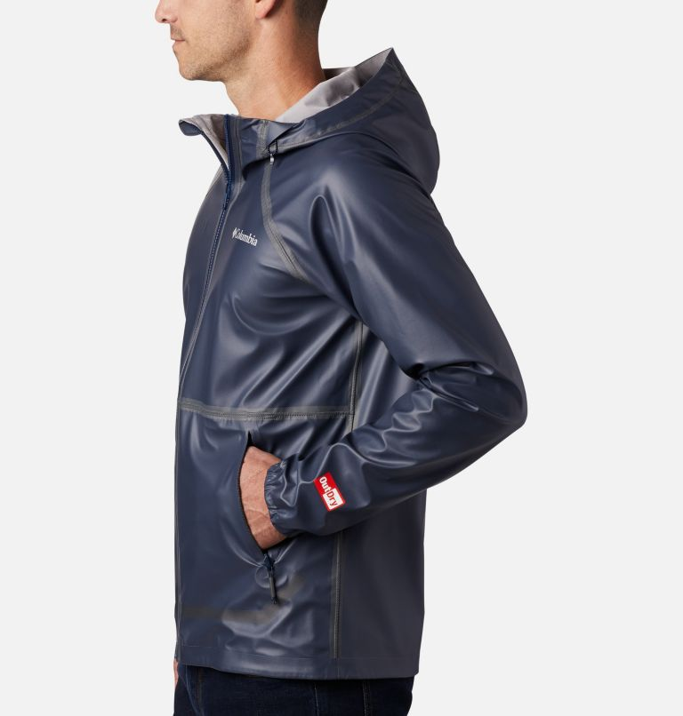 OutDry Ex™ Reversible II Jacket | 464 | S Men's OutDry™ Ex Reversible II Jacket, Collegiate Navy, Columbia Grey Heather, a1